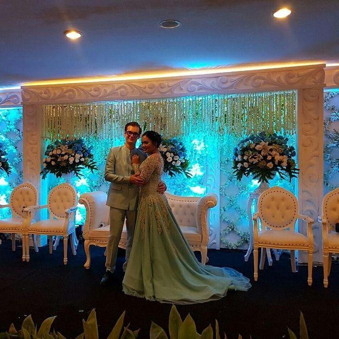 Mario & Rucita Wedding by grandkemang Jakarta - 003