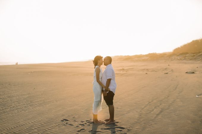 Us, Love and Sunset Story  Pre Wedding by Kimus Pict - 007