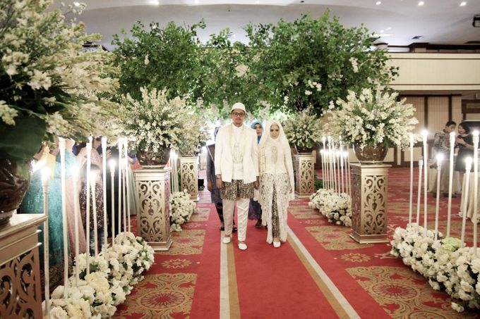 putri & Arif Akad Nikah by Our Wedding & Event Organizer - 020