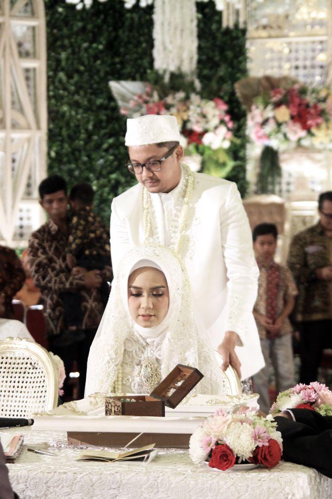 putri & Arif Akad Nikah by Our Wedding & Event Organizer - 021