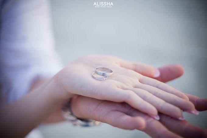 Prewedding of Lenny-Eldy at Alissha by Alissha Bride - 010