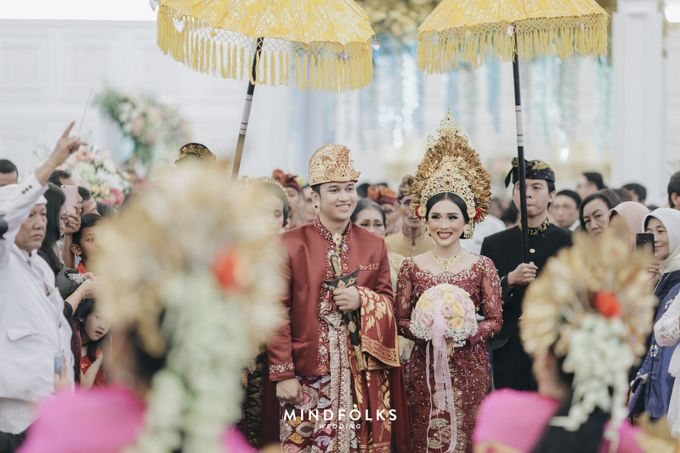 Compilation of Balinese Wedding at 9th and 10th Floor by Dwi Tunggal Citra Catering - 005