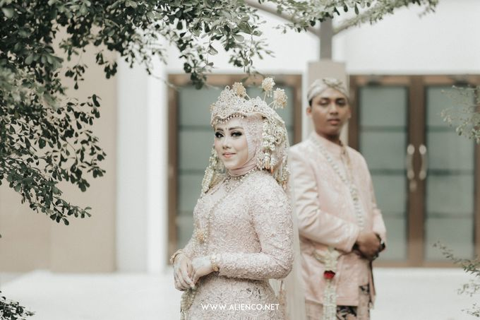 THE WEDDING OF ALDI & MUSTIKA by alienco photography - 034