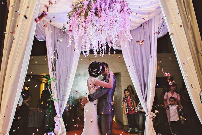 Hotel Borobudur Jakarta - Ferry & Ester by Impressions Wedding Organizer - 015