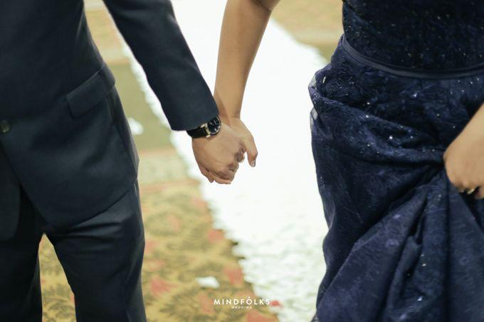 Johana dan Long by MERCANTILE PENTHOUSE WEDDING - 030