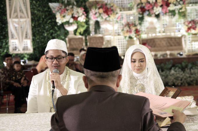 putri & Arif Akad Nikah by Our Wedding & Event Organizer - 023