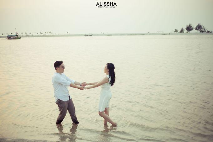 Prewedding of Lenny-Eldy at Alissha by Alissha Bride - 011