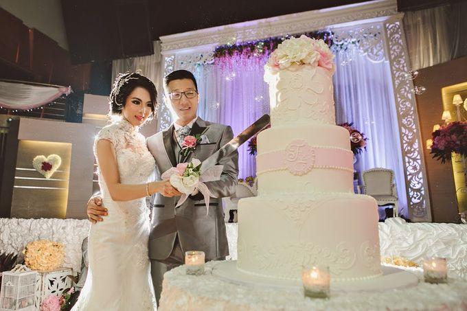 Hotel Borobudur Jakarta - Ferry & Ester by Impressions Wedding Organizer - 016