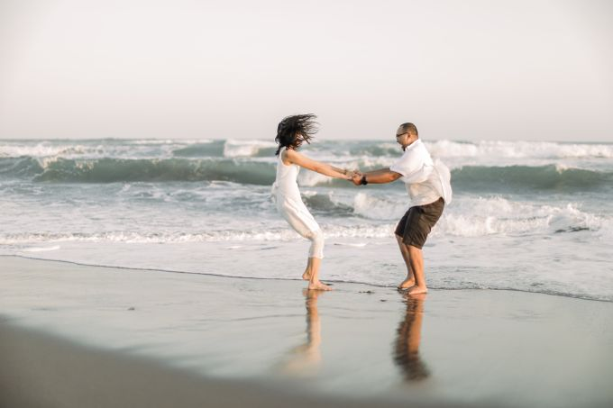 Us, Love and Sunset Story  Pre Wedding by Kimus Pict - 009