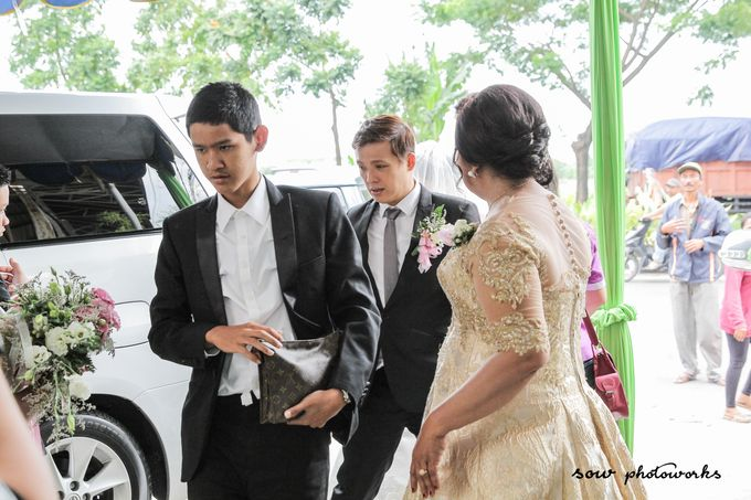 The Wedding of Andree & Risa by FROST Event Designer - 003