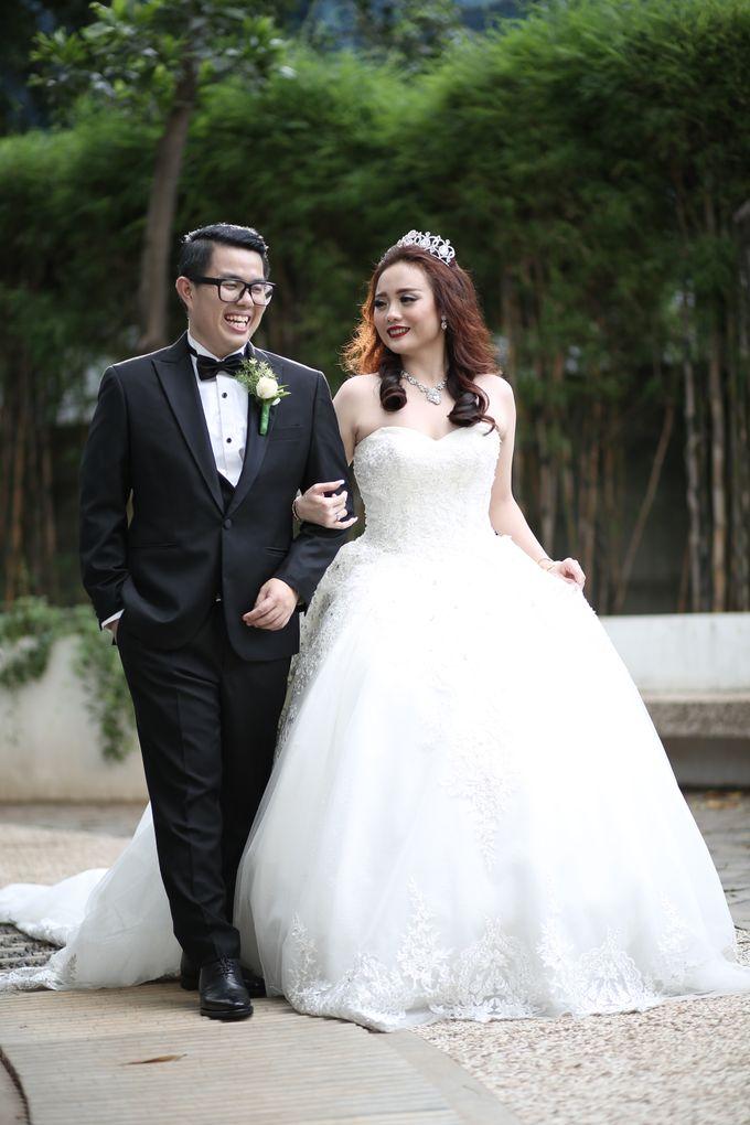 Wedding Of Alfandi & Novia by JWP Wedding - 014