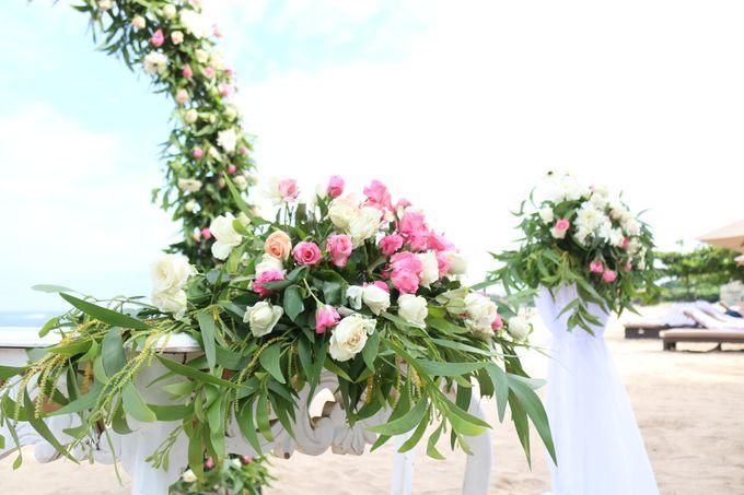 Ina & Renato Wedding by Holiday Inn Resort Bali Benoa - 002