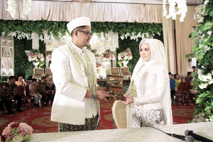 putri & Arif Akad Nikah by Our Wedding & Event Organizer - 025
