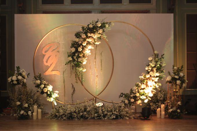 Preium Intimate Wedding at Teraskita Hotel Jakarta by Bright Wedding Jakarta - 008