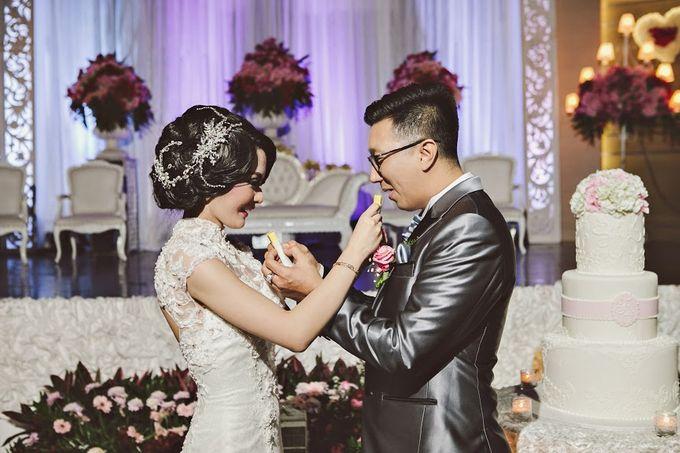 Hotel Borobudur Jakarta - Ferry & Ester by Impressions Wedding Organizer - 017