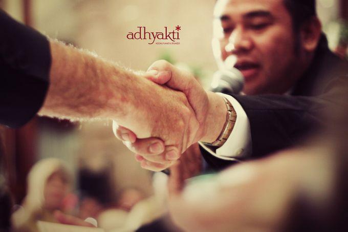 Adrian & Wina Wedding Day by Adhyakti Wedding Planner & Organizer - 010