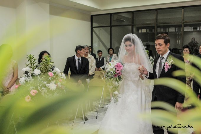 The Wedding of Andree & Risa by FROST Event Designer - 005