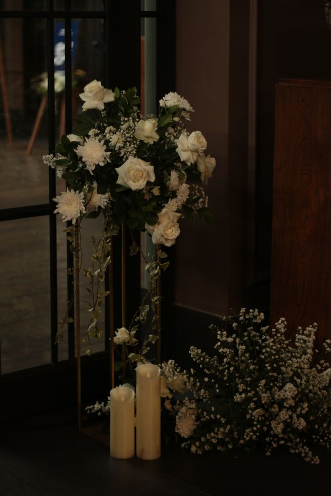 Preium Intimate Wedding at Teraskita Hotel Jakarta by Bright Wedding Jakarta - 009