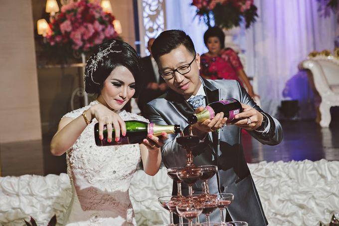Hotel Borobudur Jakarta - Ferry & Ester by Impressions Wedding Organizer - 018