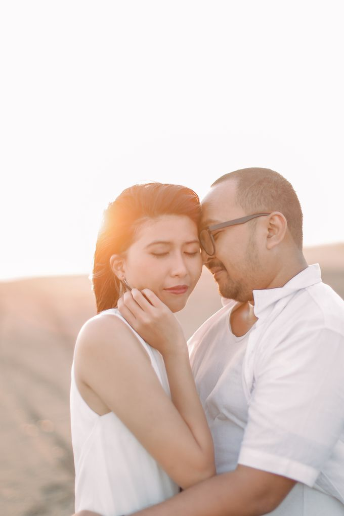 Us, Love and Sunset Story  Pre Wedding by Kimus Pict - 012