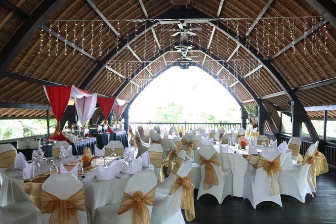 Ina & Renato Wedding by Holiday Inn Resort Bali Benoa - 005