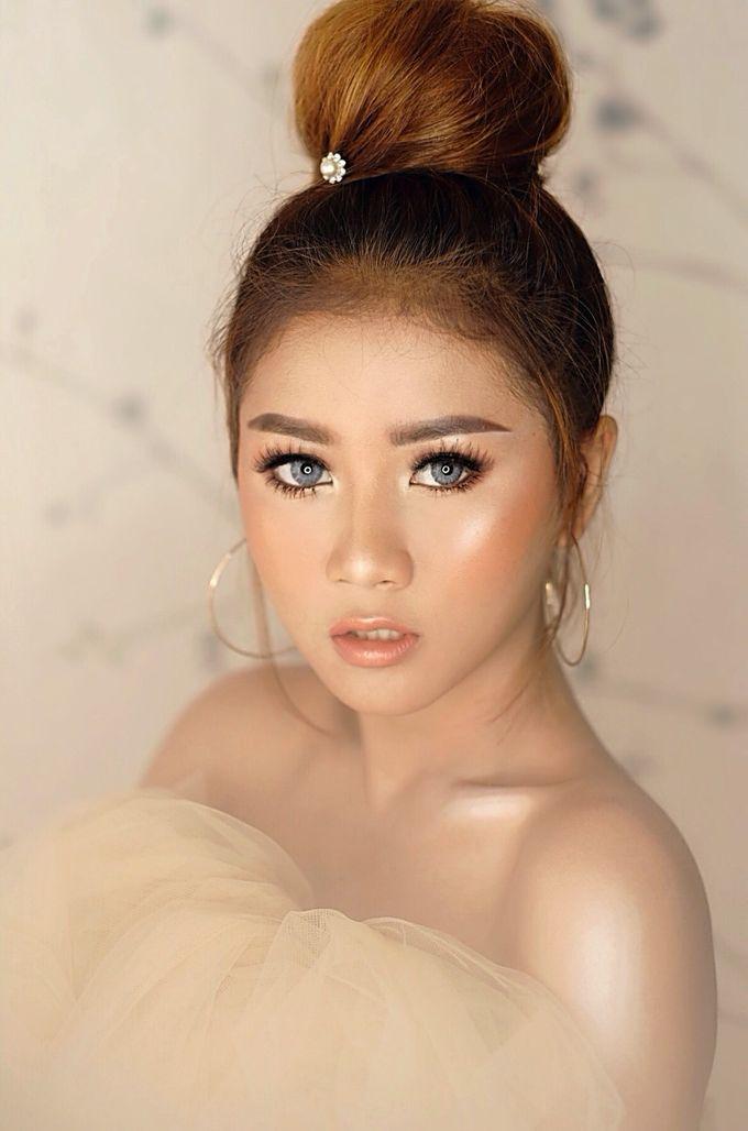 Makeup Portofolios by Xiaoling Makeup Artist - 005