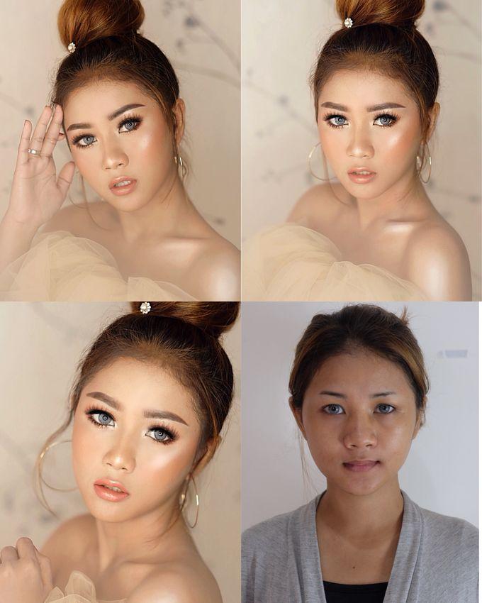 Makeup Portofolios by Xiaoling Makeup Artist - 006
