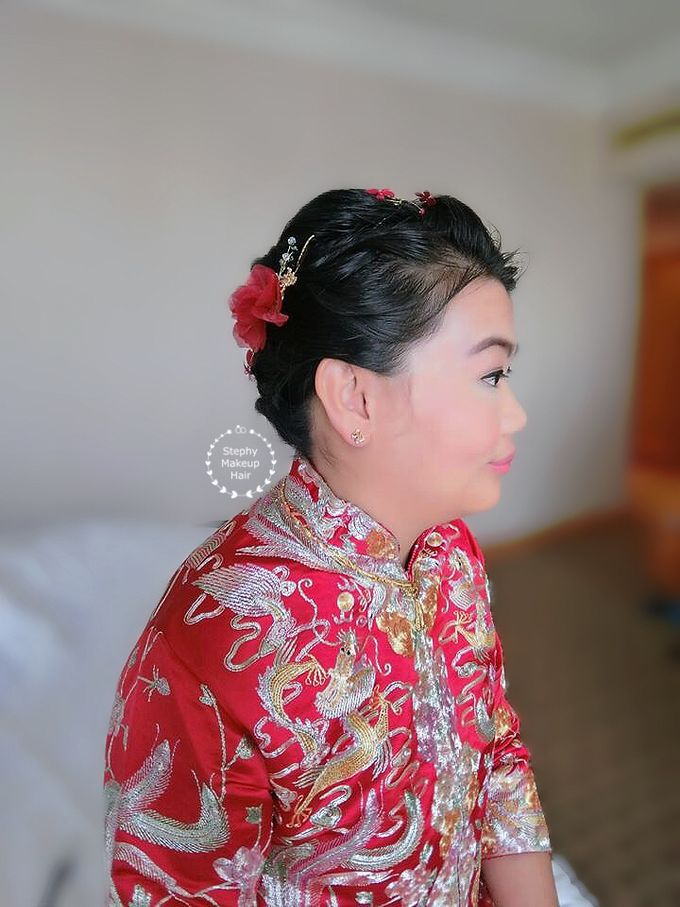 Bay Qi Qun Kua Actual Day by Stephy Ng Makeup and Hair - 005