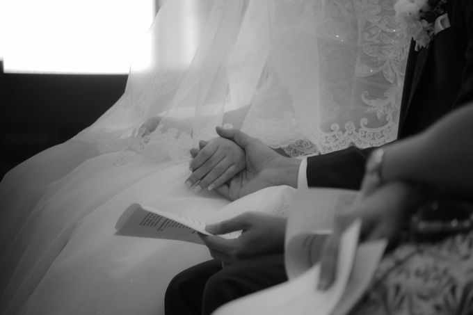 Denny & Clarissa Wedding by MariMoto Productions - 001