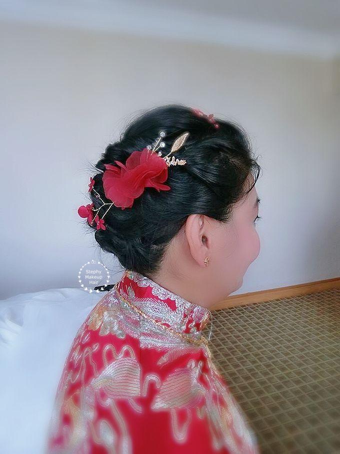 Bay Qi Qun Kua Actual Day by Stephy Ng Makeup and Hair - 004