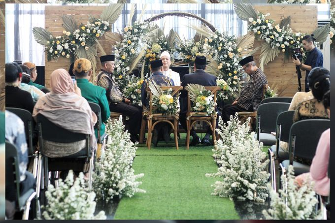 Bella & Nugroho Akad Nikah by Our Wedding & Event Organizer - 015