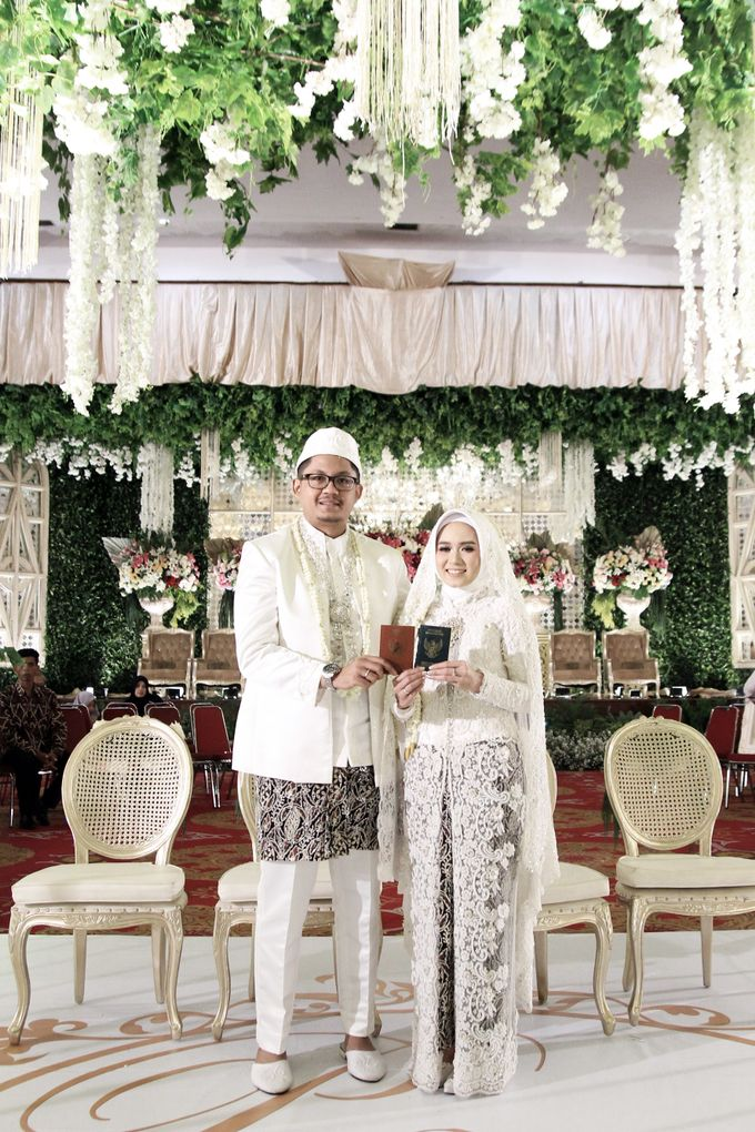 putri & Arif Akad Nikah by Our Wedding & Event Organizer - 028