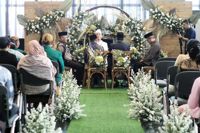 Bella & Nugroho Akad Nikah by Our Wedding & Event Organizer - 016