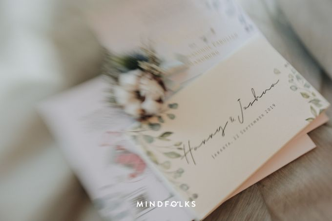 The Wedding of Hanny and Joshua by  Menara Mandiri by IKK Wedding (ex. Plaza Bapindo) - 013