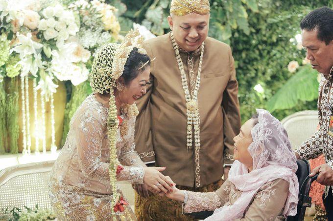 Traditional Wedding of Ami & Adi by MERCANTILE PENTHOUSE WEDDING - 028