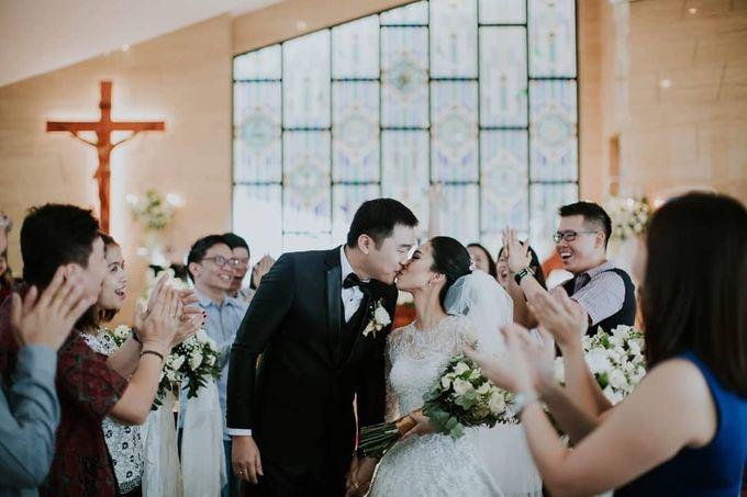 Wedding of Ferdie & Intany by Michelle Alphonsa - 002