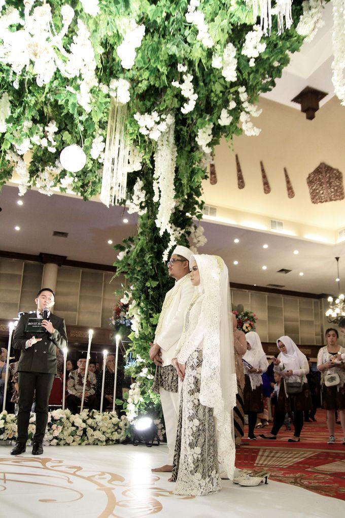 putri & Arif Akad Nikah by Our Wedding & Event Organizer - 029