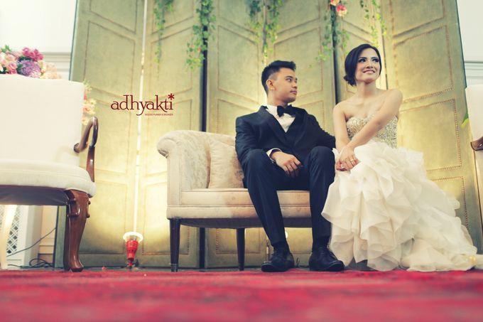 Smitha & Ega Wedding by Adhyakti Wedding Planner & Organizer - 022