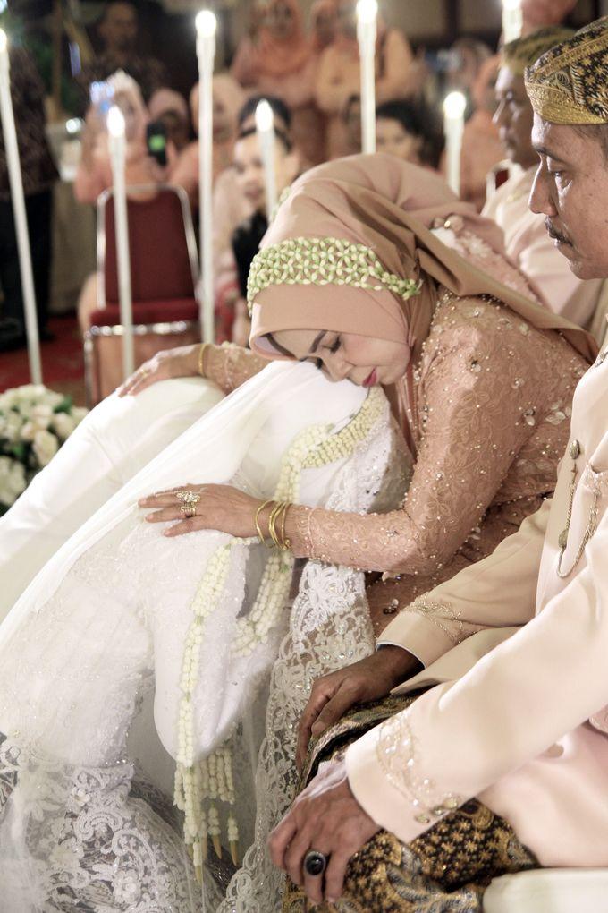 putri & Arif Akad Nikah by Our Wedding & Event Organizer - 031