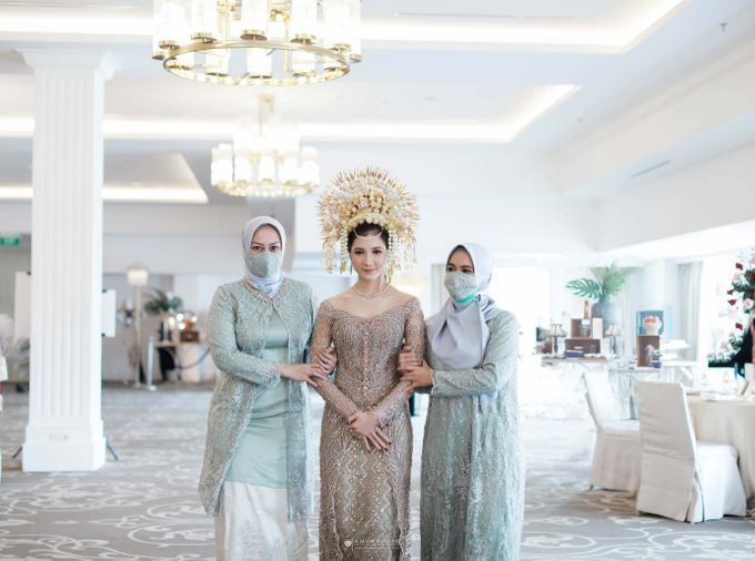 The wedding of Nazela & Rivali by Amorphoto - 011
