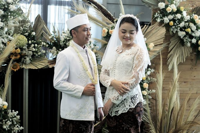 Bella & Nugroho Akad Nikah by Our Wedding & Event Organizer - 021