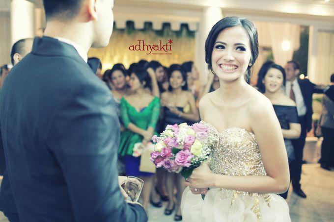 Smitha & Ega Wedding by Adhyakti Wedding Planner & Organizer - 023