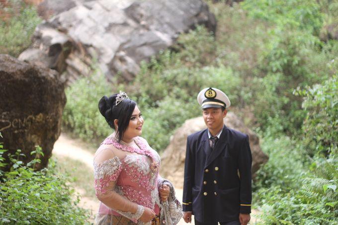 prewedding of Santi & jaka by Ahla Islamic Wedding Organizer - 005