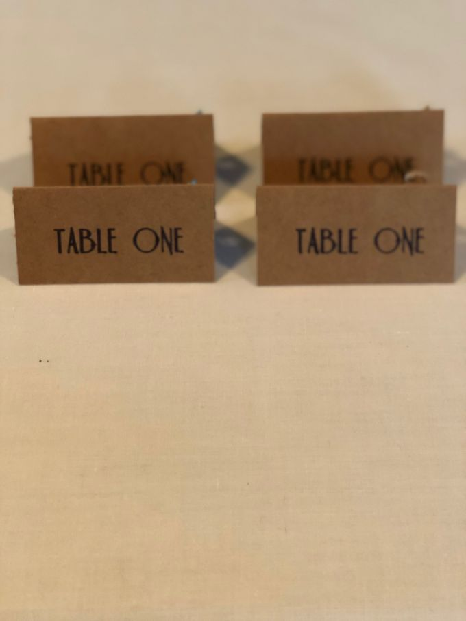 Wedding Favors by paper & string - 042