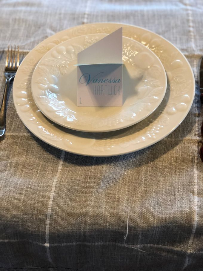 Wedding Favors by paper & string - 037