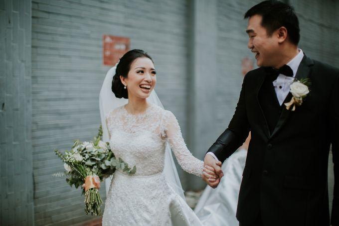 Wedding of Ferdie & Intany by Michelle Alphonsa - 009