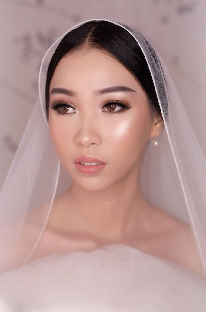 Makeup Portofolios by Xiaoling Makeup Artist - 007
