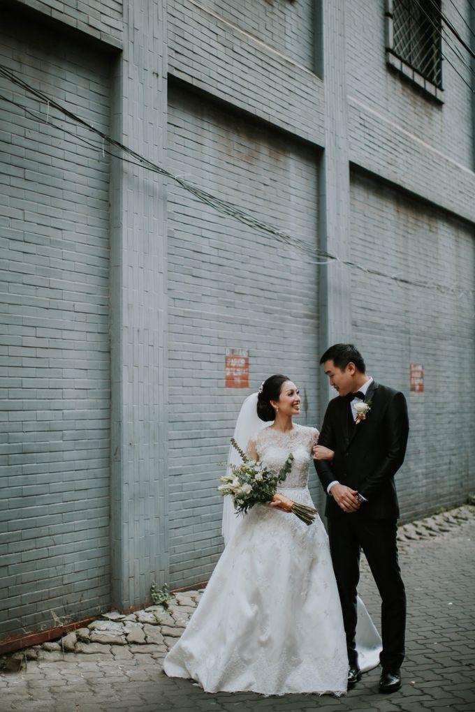 Wedding of Ferdie & Intany by Michelle Alphonsa - 010