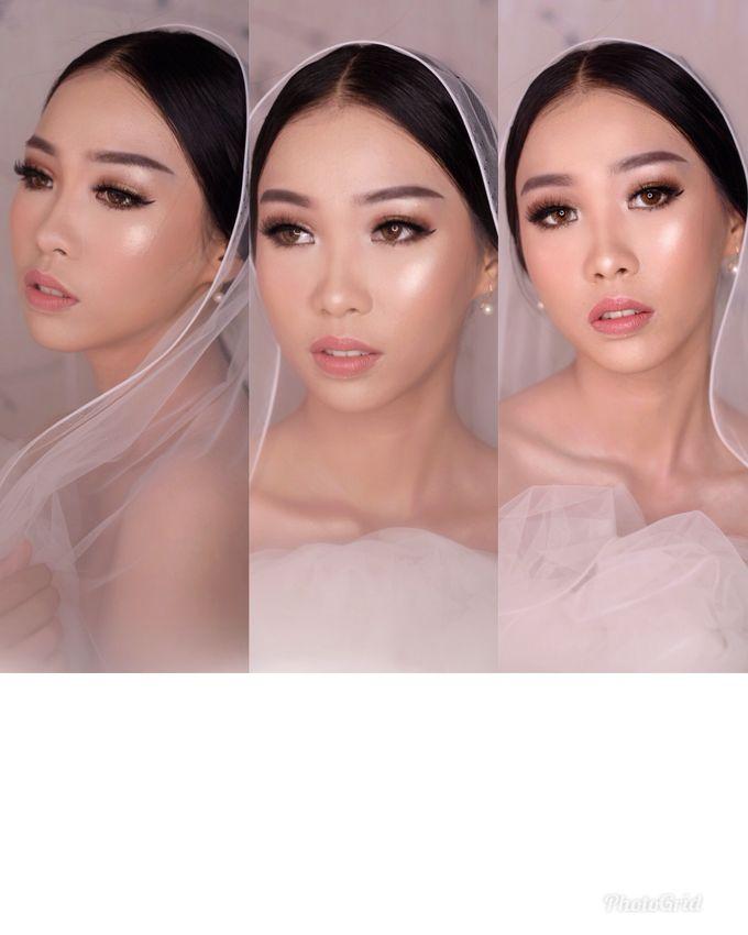 Makeup Portofolios by Xiaoling Makeup Artist - 008