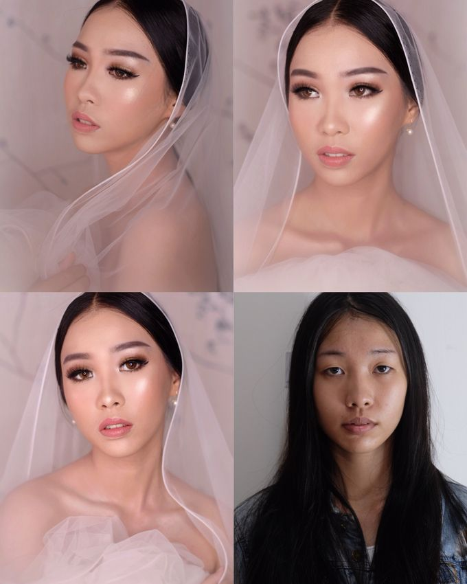 Makeup Portofolios by Xiaoling Makeup Artist - 009